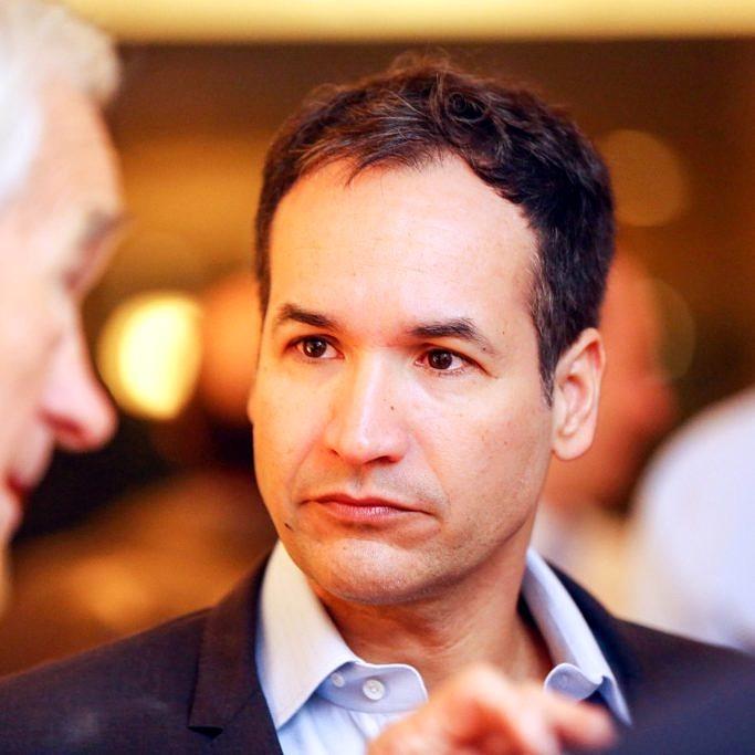 Hélio Beltrão, presidente do Instituto Mises, think tank brasileiro parceiro do Atlas Network.
