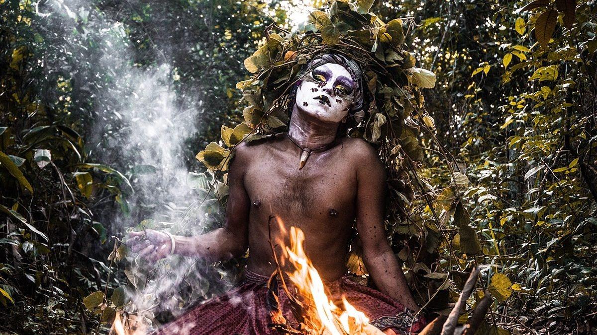 O grito da Amazônia em Uýra Sodoma