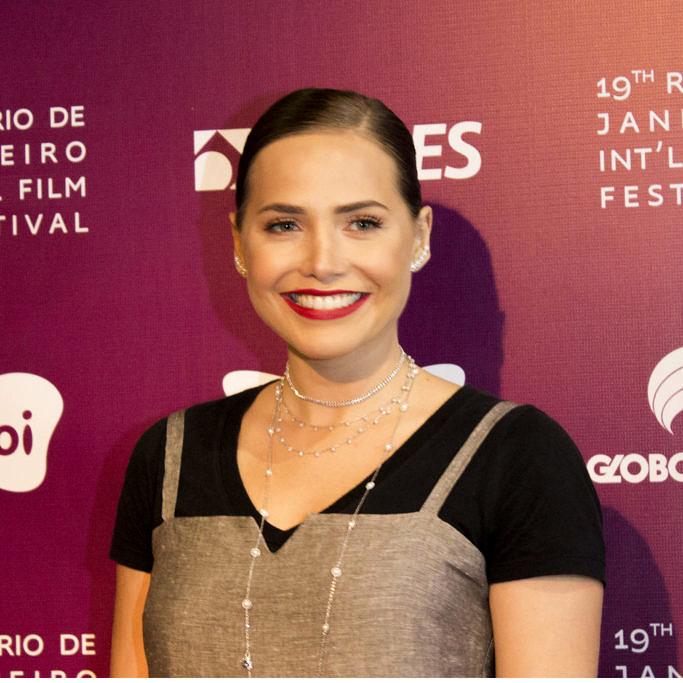 Letícia Colin no Festival do Rio 2017 (Foto: Roberta Clapp / Revista Híbrida)