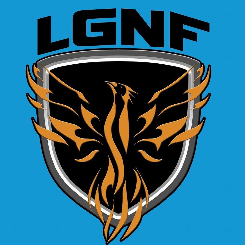 Selo da LiGay Nacional de Futebol