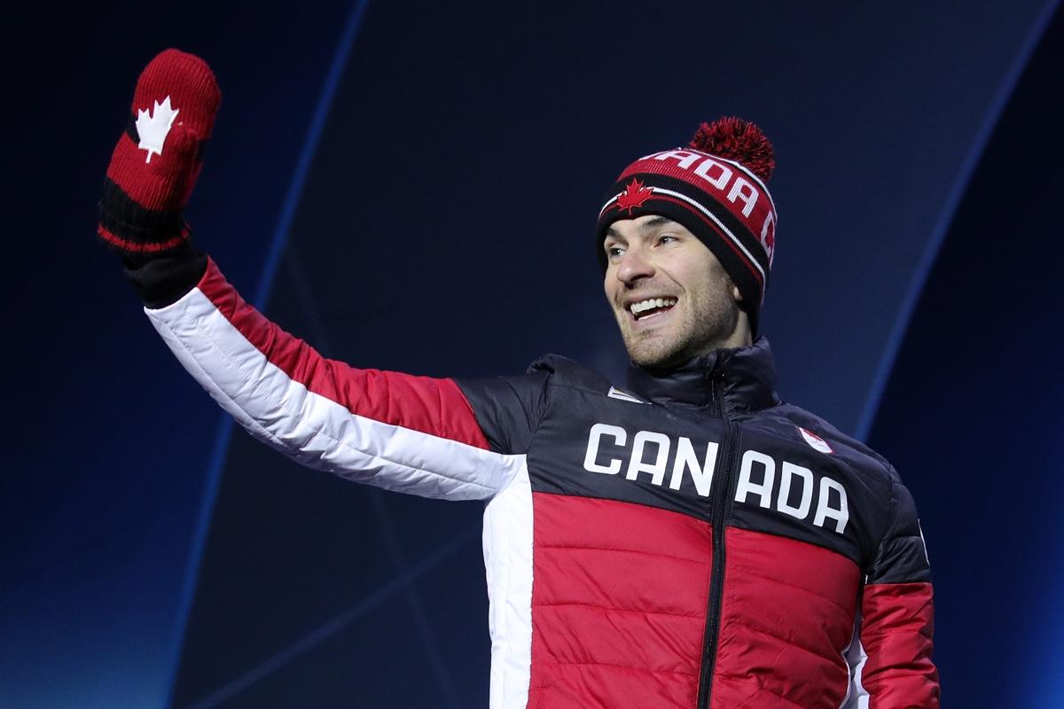 O canadense Eric Radford assumiu sua orientação em 2014 (Foto: Andreas Rentz   Getty Images)