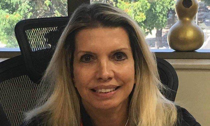 Desembargadora do Tribunal de Justiça do Rio de Janeiro, Marilia Castro replicou notícias falsas após a execução de Marielle Franco (Foto: Reprodução Facebook)