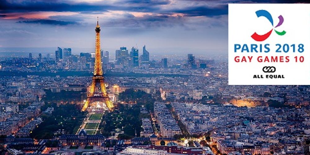 Paris irá sediar os X Gay Games entre 4 e 12 de agosto (Foto: Divulgação)