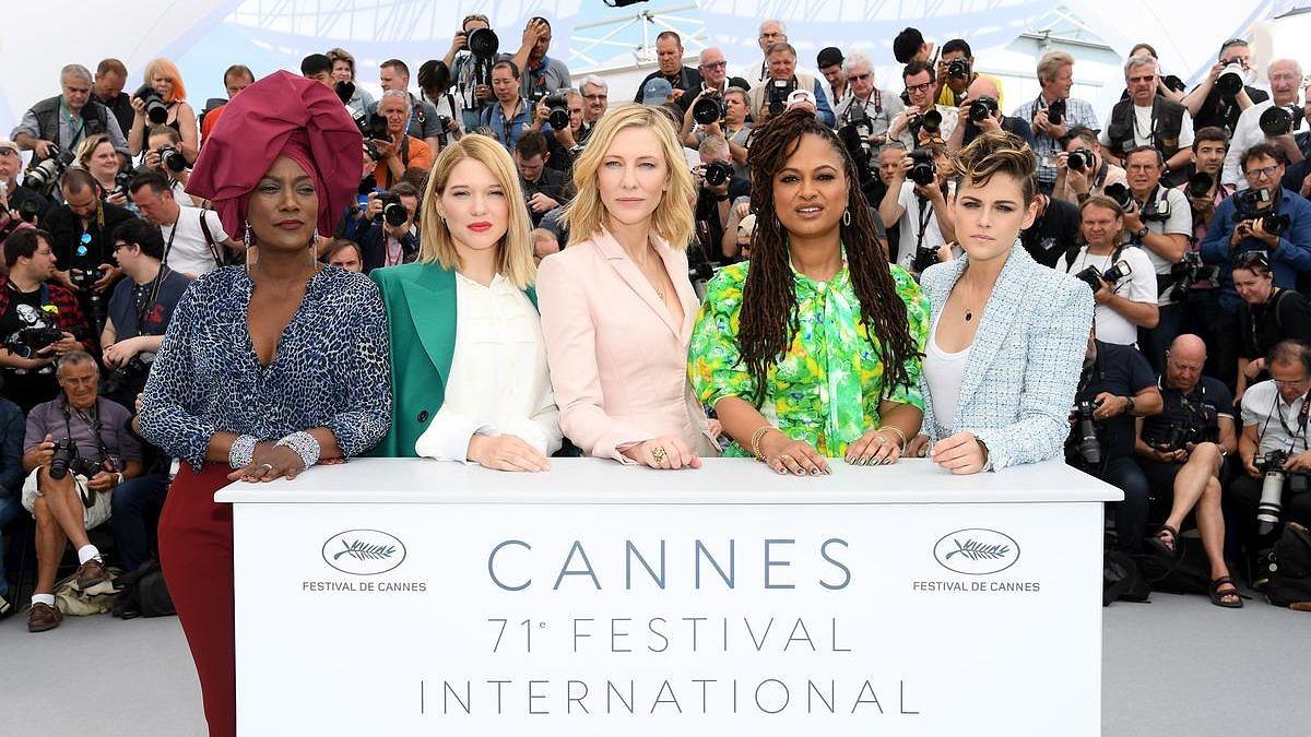 Júri femenino no 71º Festival de Cannes