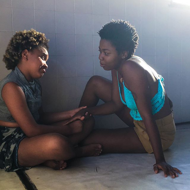 """Imagem do curta-metragem """"MC Jess"""", de Carla Villa-Lobos, presente na mostra """"Curta Sapatão"""" (foto: Reprodução Instagram)"""