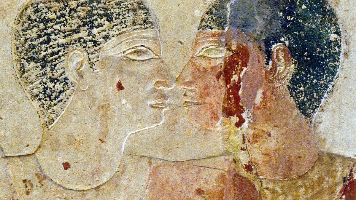 Khnumhotep e Niankhkhnum, um casal gay em pleno Egito Antigo