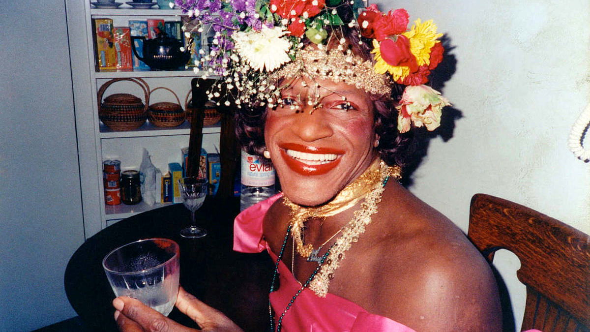 Marsha P. Johnson, de Stonewall ao fundo do Rio Holland