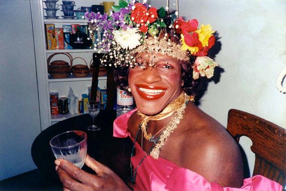 Marsha P. Johnson, História Queer