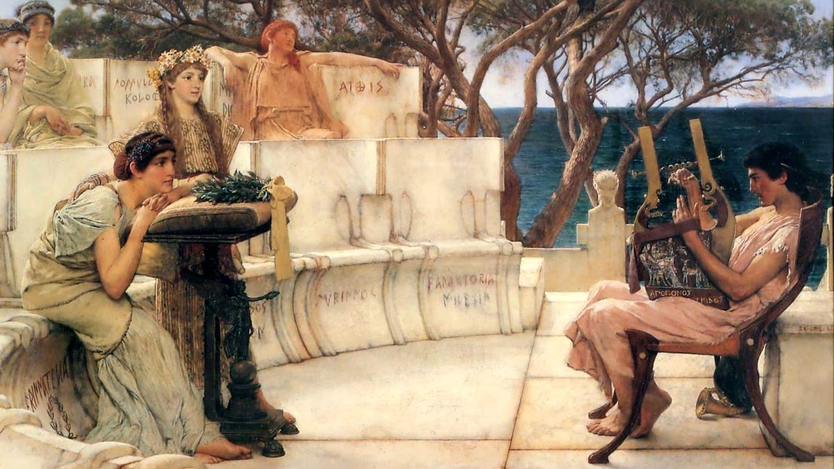 Safo das Lebos, a pioneira lésbica que a literatura tenta apagar