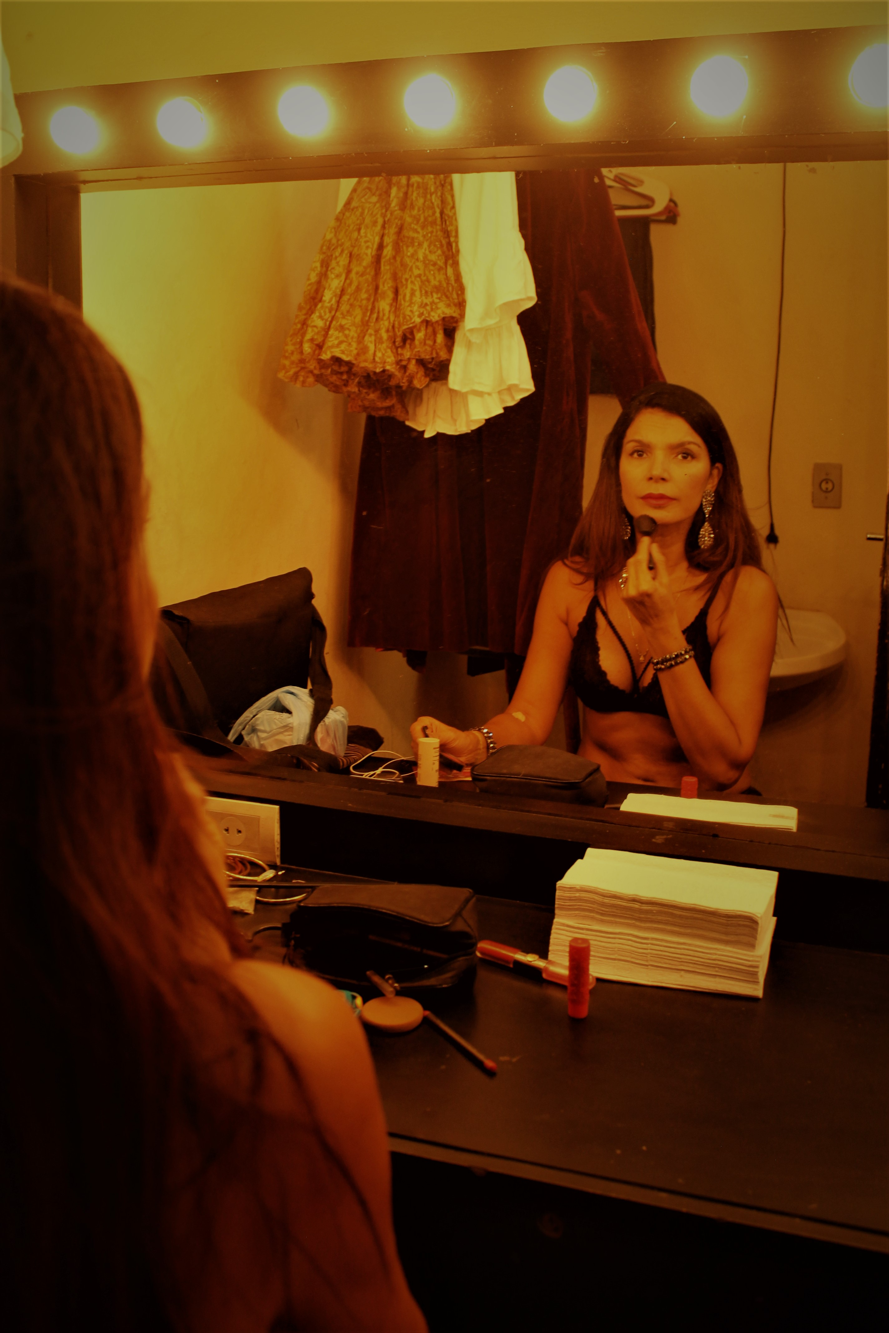 """Lucilla Diaz vive o papel principal em """"Kim – o amor é tua cura"""" (Foto: Divulgação)"""