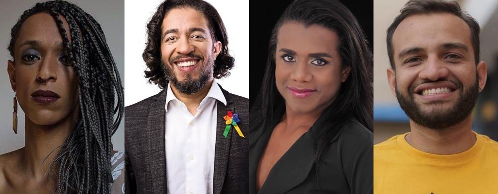 Políticos LGBTs eleitos em 2018