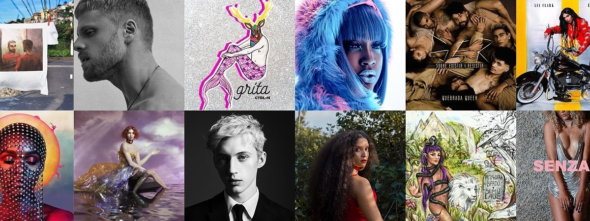 Os 20 melhores discos de artistas LGBTs em 2018