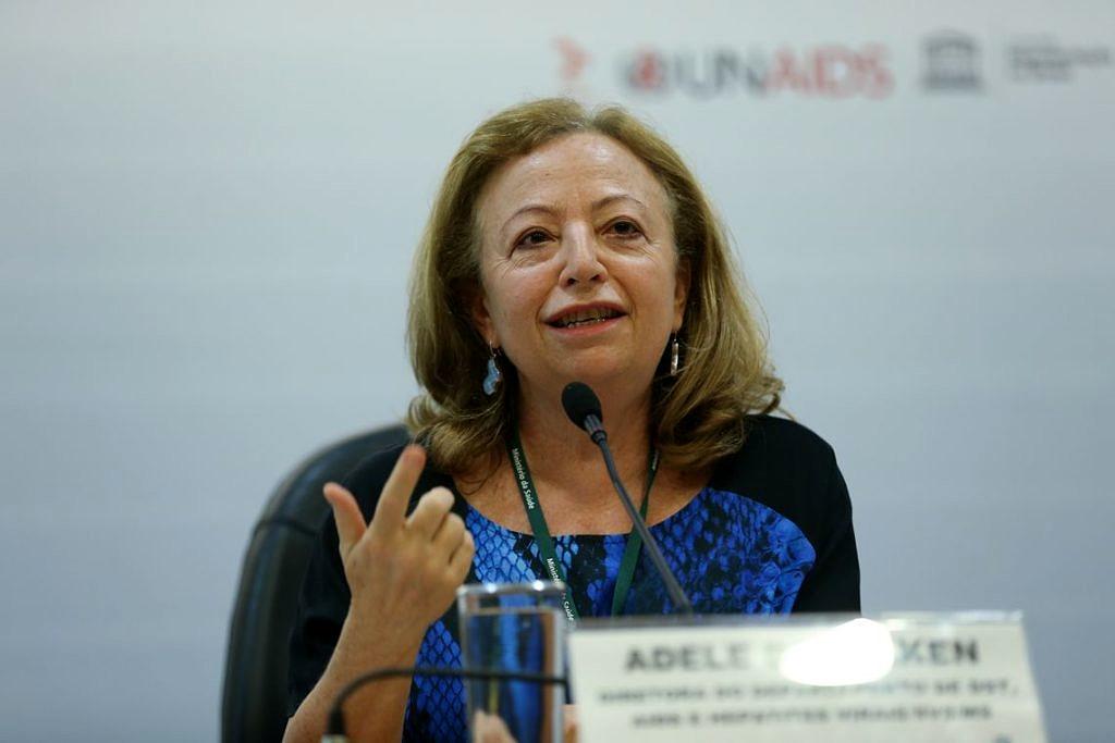 Exonerada no último dia 10, Adele Benzaken foi responsável por políticas de prevenção ao HIV como a oferta do PrEP pelo SUS e a cartilha de saúde do homem trans (Foto: Elza Fiuza | Agência Brasil)