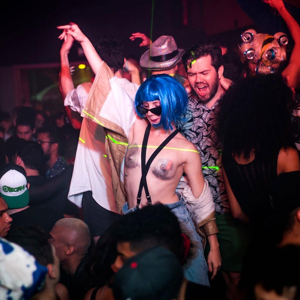 V de Viadão irá coroar sua 1ª Rainha Gay de 2019 no Baile de Refs (Foto: Victor Curi | Divulgação)