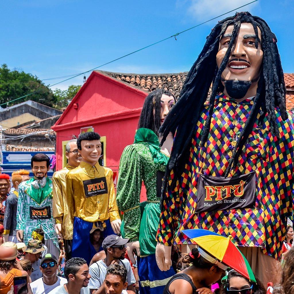 Na dúvida, é só dar um rolê pela 13 de maio que a diversão é garantida (Foto: Arquimedes Santos | Reprodução)