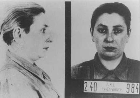 Henny Schermann foi uma das poucas lésbicas presas com registro durante o Holocausto (Foto: Reprodução)