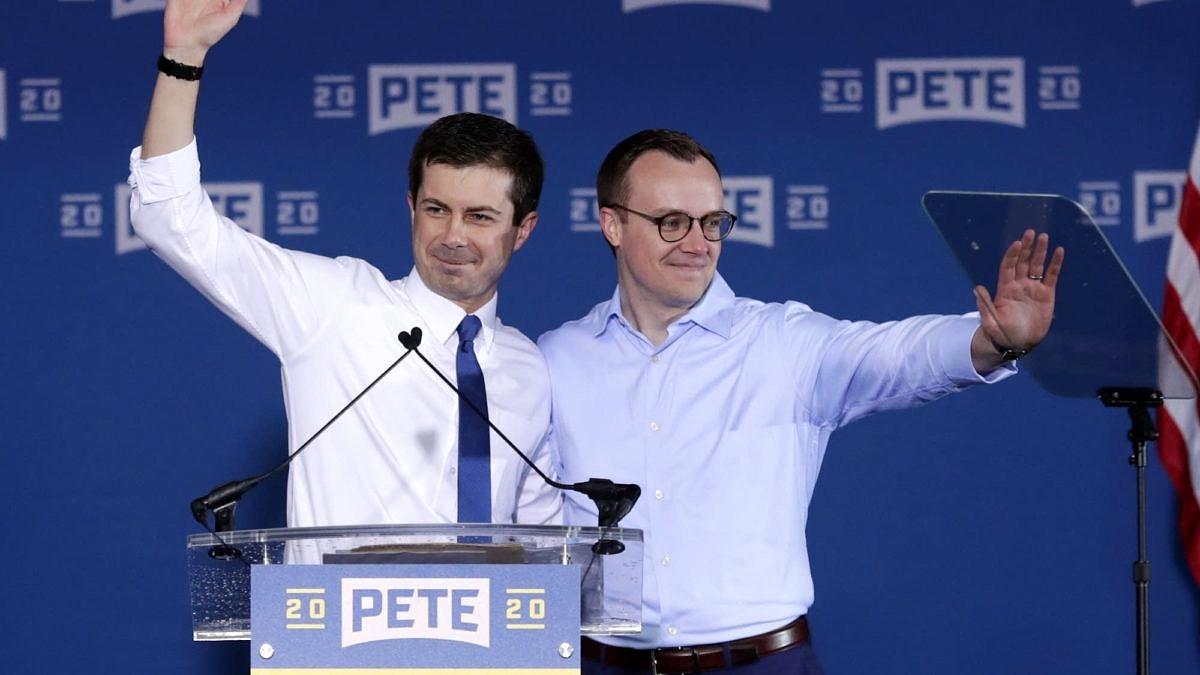 Pete Buttigieg é o primeiro candidato gay à presidência dos EUA (Foto: Michael Conroy | AP)