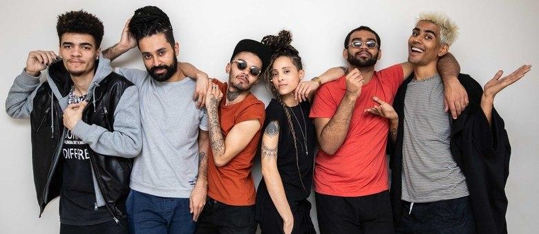 Quebrada Queer recebe Preta Rara, Kaya Conky e Pepita em show no República da Diversidade (Foto: Divulgação)