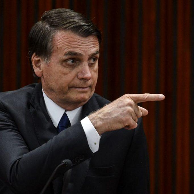 O presidente Jair Bolsonaro tem feito campanha contra o turismo LGBT em suas falas públicas (Valter Campanato | Agência Brasil)