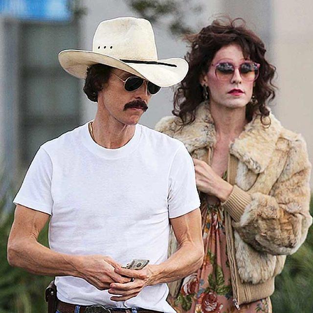 """Matthew McConaughey e Jared Leto em """"Clube de Compras Dallas"""" (Foto: Divulgação)"""