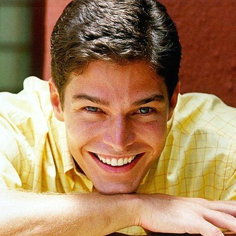 """Em 2000, Erik Marmo viveu o primeiro personagem abertamente gay de """"Malhação"""" (Foto: Divulgação)"""