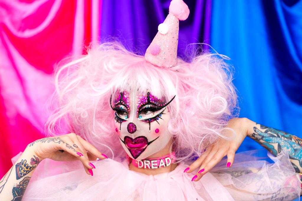 Dixie Dread fotografada por Ayla Carli para série especial sobre o Dia da Visibilidade Bissexual (Foto: Reprodução)