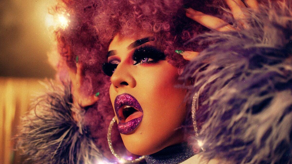 """Gloria Groove: """"Quero passar uma mensagem através da imagem"""" (Foto: Divulgação)"""