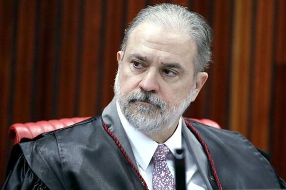 Indicado por Bolsonaro À PGR, Augusto Aras assinou termo de compromisso para combater o casamento gay (Foto: Roberto Jayme   Ascom   TSE)