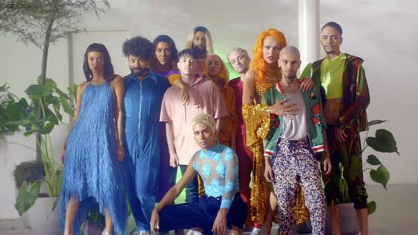 Campanha da Doritos Rainbow para o Mês do Orgulho LGBTQ deste ano (Foto: Divulgação)