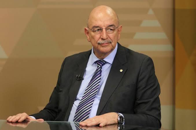 Osmar Terra, ministro da Cidadania, foi denunciado por improbidade administrativa após tentativa de censura (Foto: Valter Campanato | Agência Brasil)