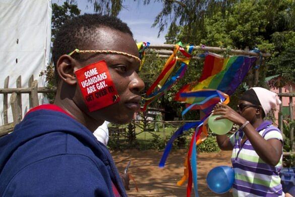 """""""Mate os gays"""": Uganda cria lei que determina pena de morte para LGBTs (Foto: AFP)"""