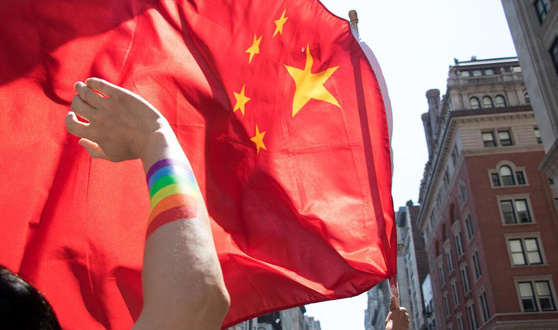 """Pacientes são forçados à """"terapia de conversão"""" em hospitais da China (Reprodução)"""