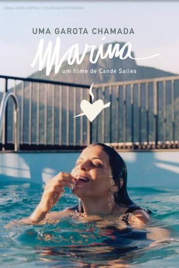 """Poster oficial de """"Uma garota chamada Marina"""" (Foto: Reprodução)"""