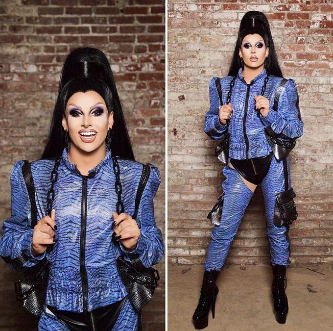 Filha de Alexis Michelle, também da 9ª temporada, Jan Sport é mais uma participante de Nova York, mas a única queen que já participou do America's Got Talent e peitou Simon Cowell