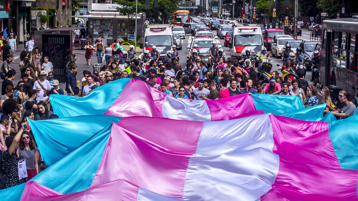 Brasil se mantém como país que mais mata pessoas trans no mundo (Foto: Cris Faga | NurPhoto | Getty Images)
