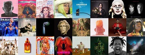 Top 50 melhores músicas lançadas por artistas LGBTQ em 2019