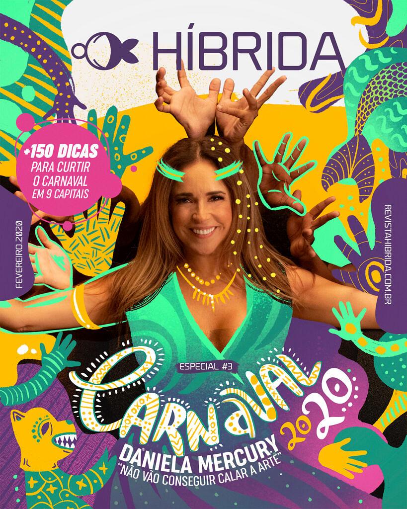 #3 Edição Especial Carnaval LGBTQ - 2020
