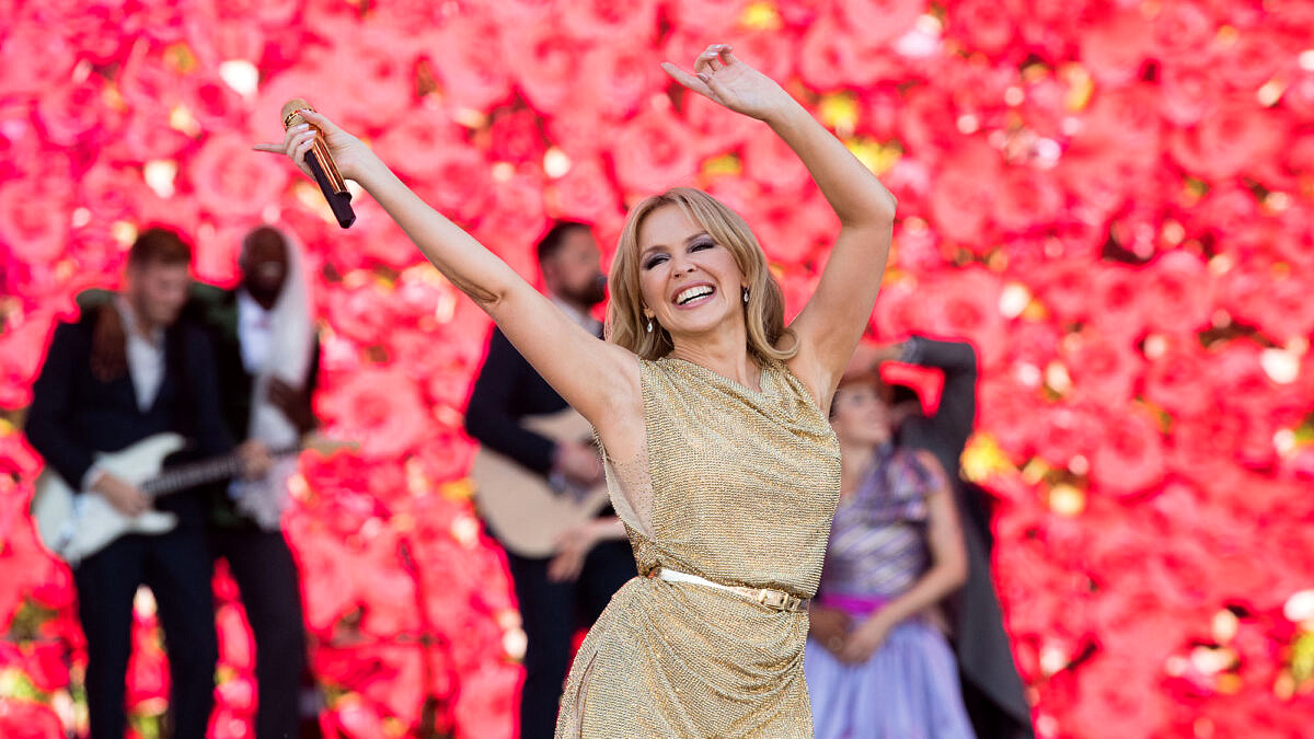 Exclusivo: Kylie Minogue trará show do Glastonbury para o Festival GRLS!