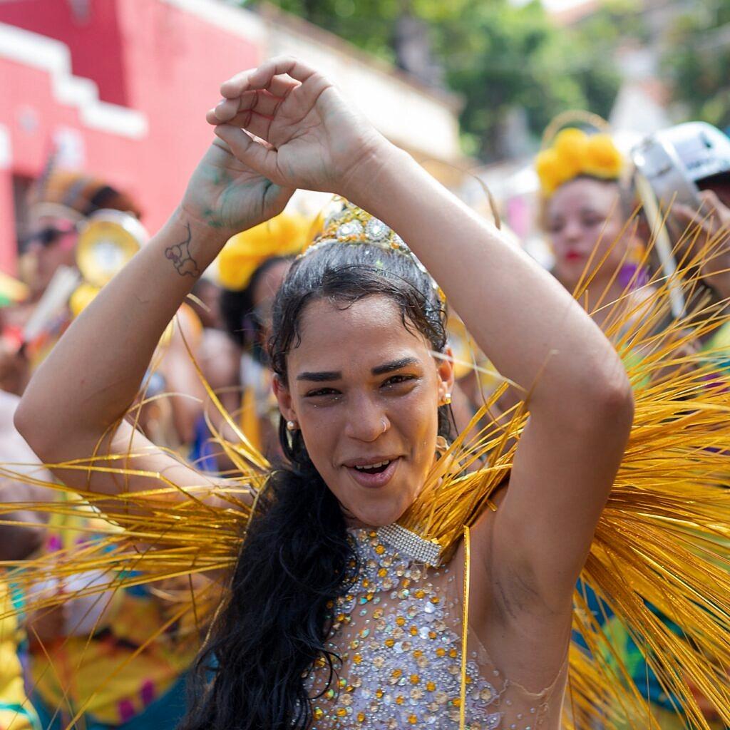 Treze de Maio é ponto certo o carnaval inteiro (Foto: Prefeitura de Olinda)