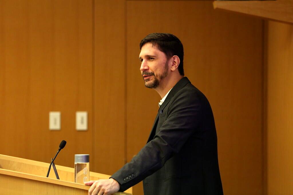 """O antropólogo Estevão Fernandes, autor de """"Existe índio gay?"""" (Foto: Arquivo Pessoal)"""