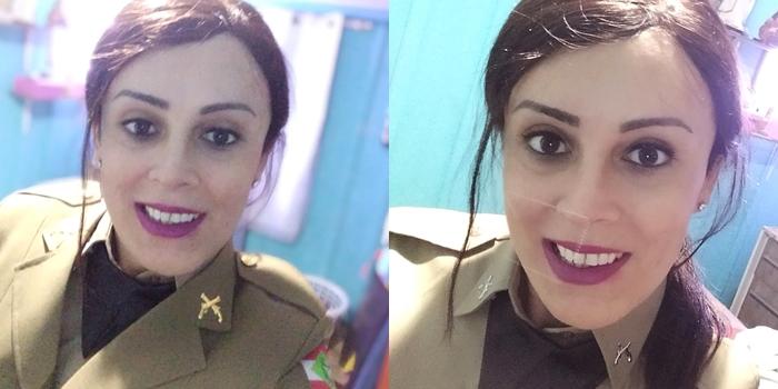 Priscila Diana é a primeira policial trans na história da PM de Santa Catarina