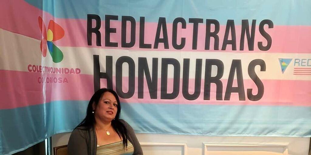 A ativista hondurenha Gabriela Redondo (Foto: Arquivo pessoal)