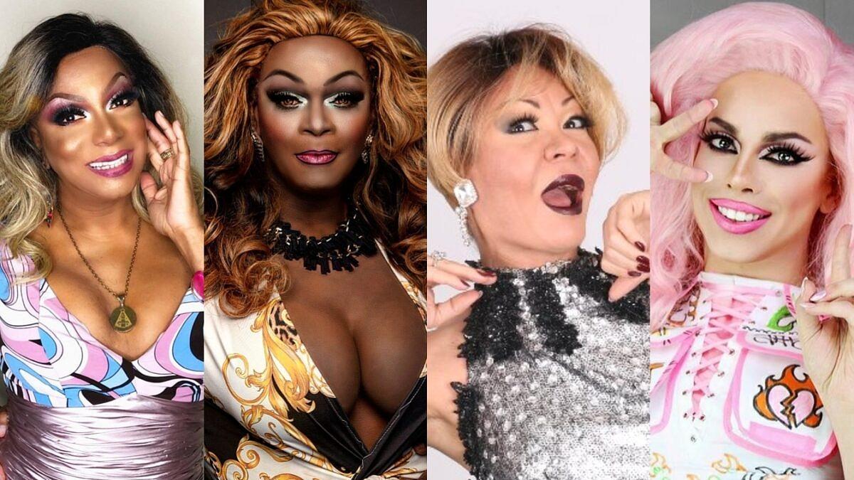 'Cabaret Pride Show' reúne supertime de drag queens em live pro Dia do Orgulho