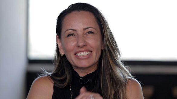 Ana Paula Henkel é processada por homofobia (Foto: UOL / Reprodução)
