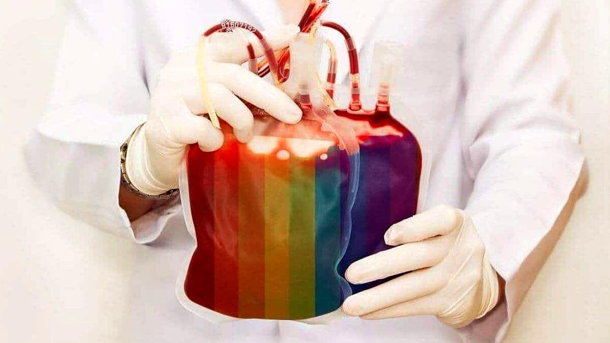Mesmo após decisão do STF, gays ainda não podem doar sangue (Foto: Reprodução)