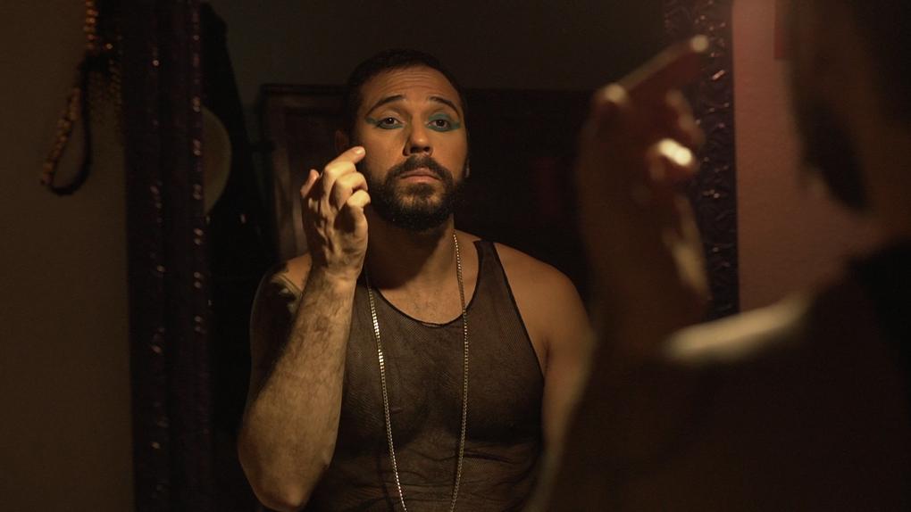 """""""AR"""" é um de quatro curtas-metragens lançados por Marcelo e William Oliveira pela 7ª Arte do Vale durante a quarentena (Foto: Divulgação)"""