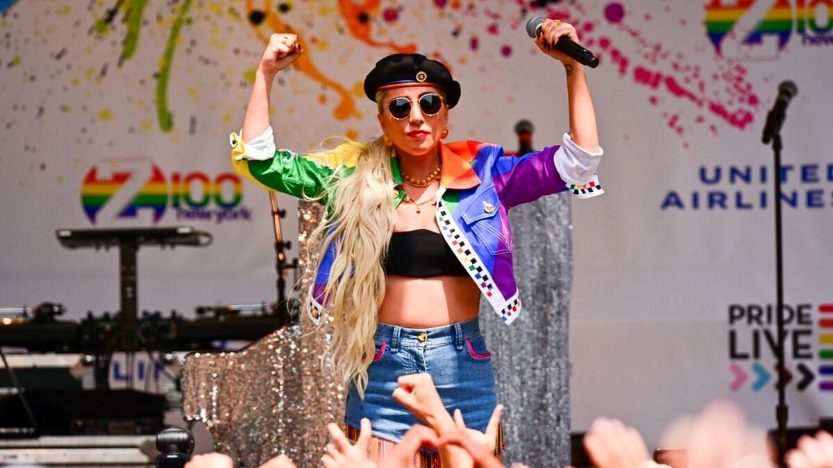"""Lady Gaga diz que música do """"Chromatica"""" é homenagem a transexuais (Foto: Reprodução)"""