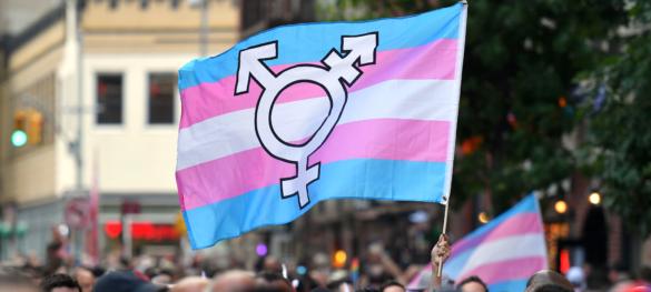 A cada dois dias, uma mulher trans foi assassinada no Brasil em 2020 (Foto: Angela Weiss | AFP | Getty Images)