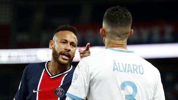 """Homofobia? Vídeo mostra que Neymar teria xingado jogador de """"viado"""" (Foto: Reprodução)"""