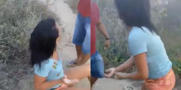 Travesti açoitada no Rio Grande do Norte já foi acolhida e passa bem